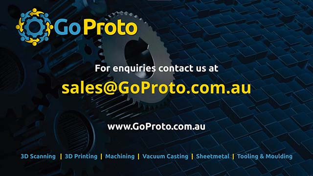 GoProto contact page