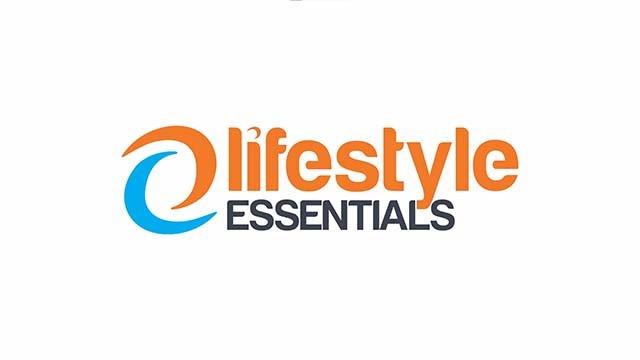 Lifestyle Essentials logo on a white background